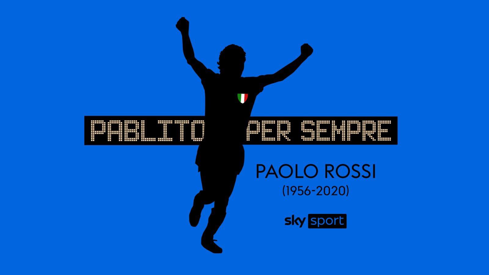 Pablito per Sempre! Sky Sport ricorda con un palinsesto speciale Paolo Rossi