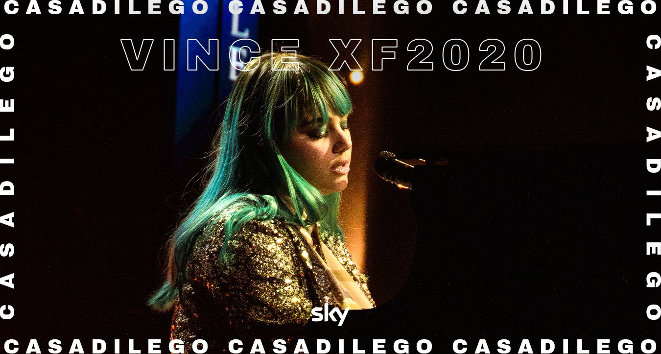Casadilego vince X Factor 2020. Seguono Little Pieces of Marmelade, Blind, N.A.I.P