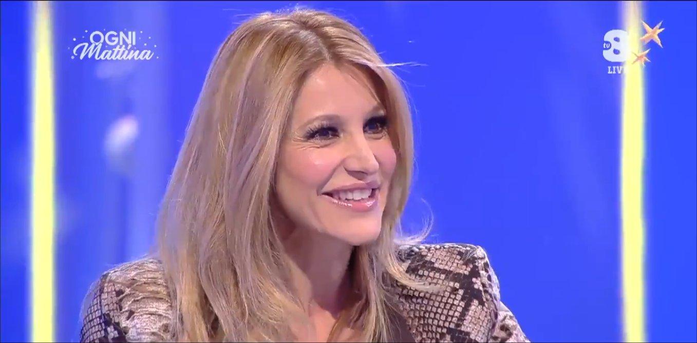 TV8, Ogni Mattina da Gennaio rafforza intrattenimento con Adriana Volpe