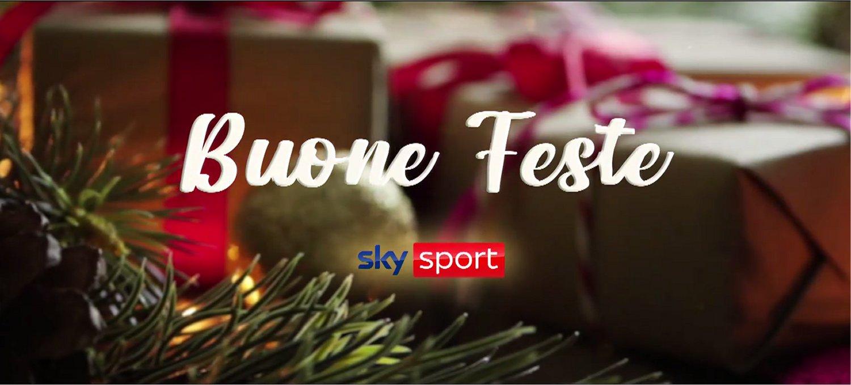 Buon Natale con Sky Sport, tanti gli speciali durante le feste