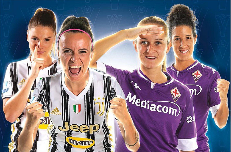 SuperCoppa Femminile - Juventus vs Fiorentina (diretta Sky Sport e TIMVISION)