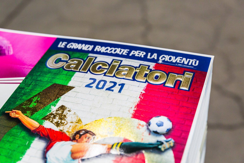 In edicola Calciatori Panini 2021, con la sezione Sky Sport CalcioMercato