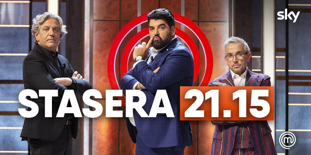MasterChef Italia, quinto appuntamento su Sky Uno e NOW TV