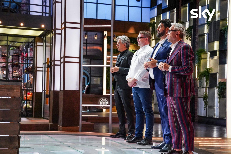 Record Masterchef Italia, media serata più alta di stagione