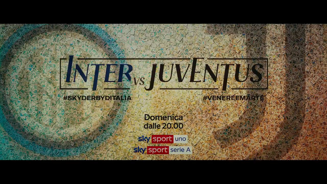 3 derby su Sky Sport, Lazio-Roma, Inter-Juve e Liverpool-Manchester United
