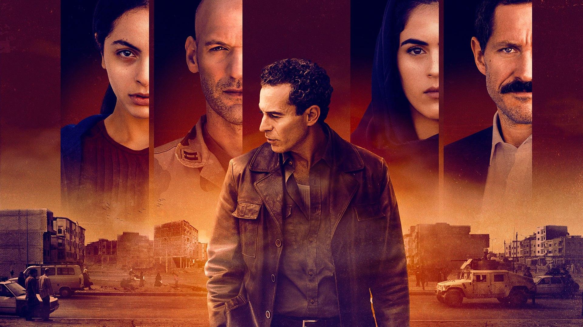 Baghdad Central, su Sky e NOW TV thriller ambientato nella capitale irachena