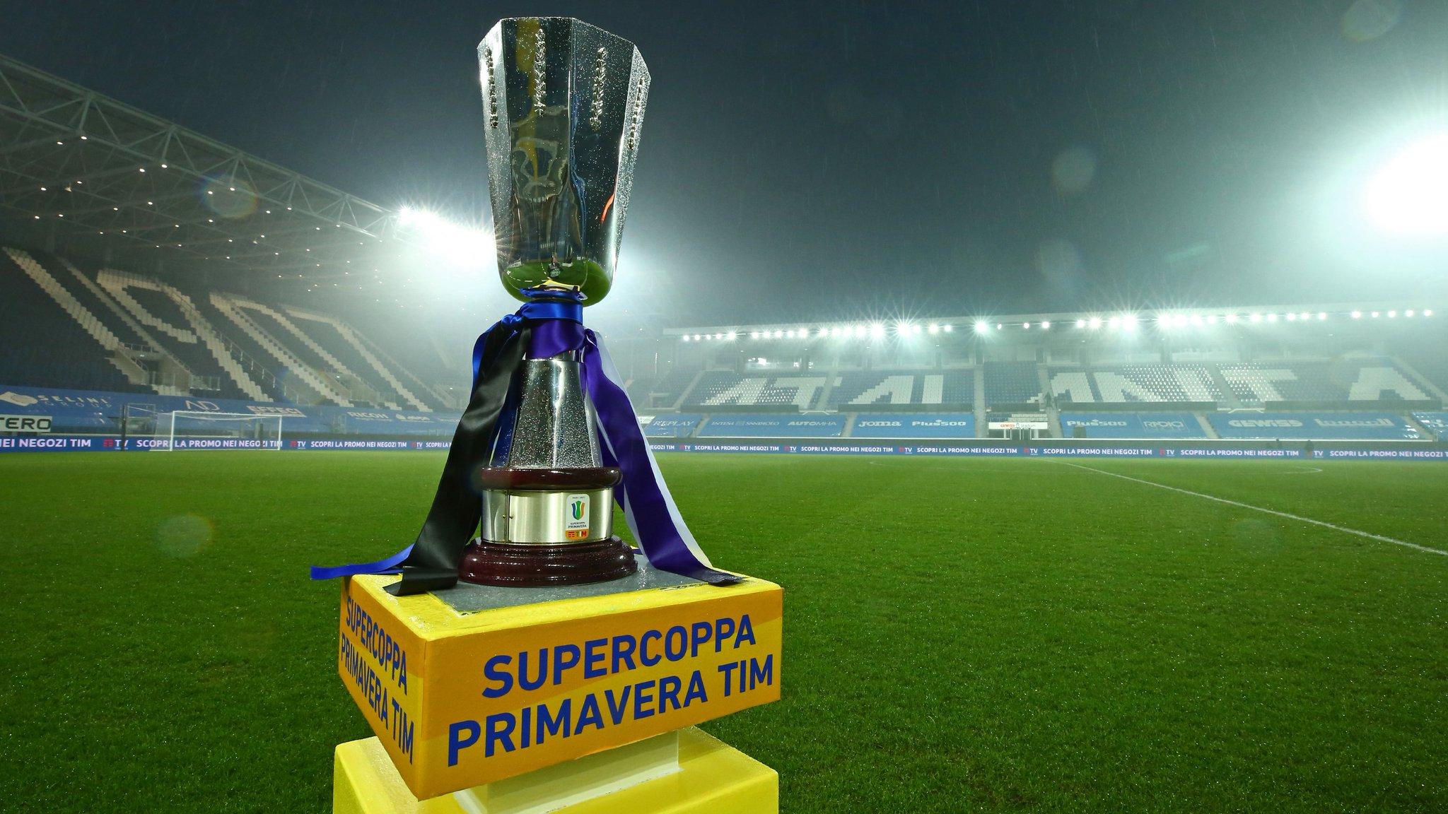 SuperCoppa Primavera - Atalanta vs Fiorentina in diretta Sportitalia