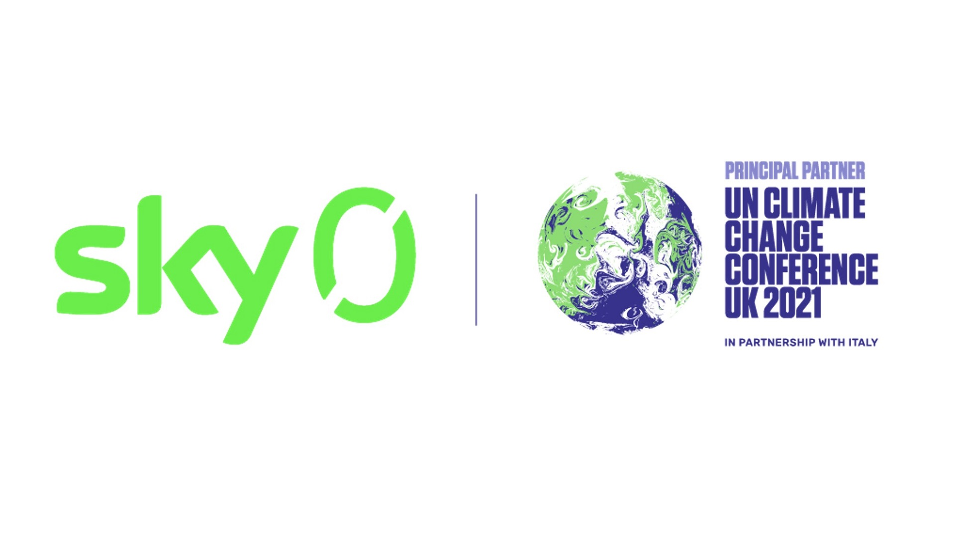 Cop 26 per la tutela del clima, accordo tra Ministero Ambiente e Sky Italia