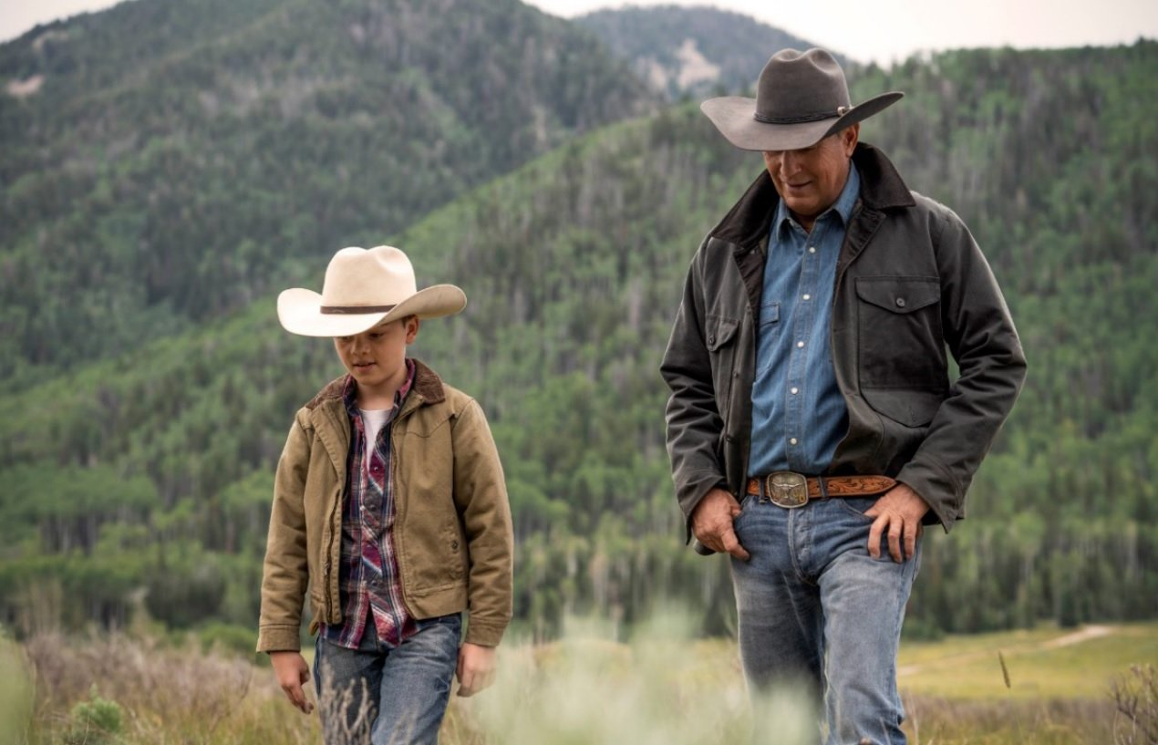 La terza stagione di Yellowstone da stasera su Sky Atlantic e NOW TV