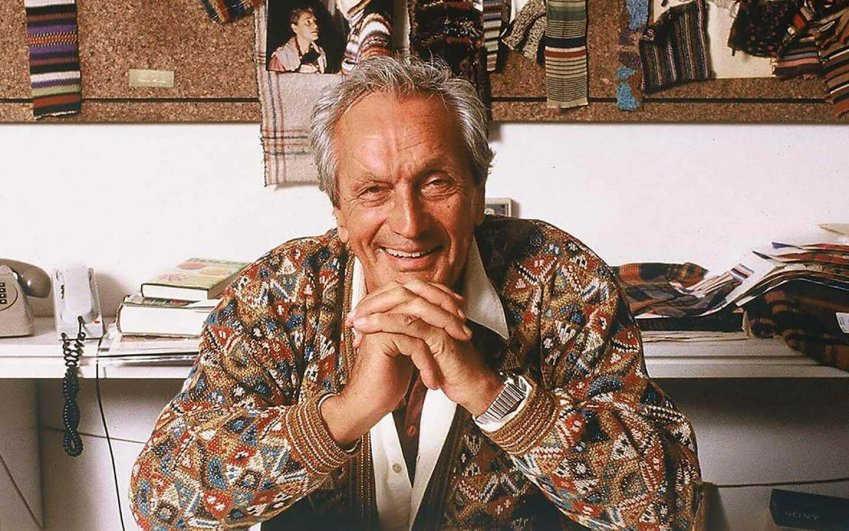 Ottavio Missoni, a 100 anni dalla nascita dello stilista speciale su Sky Sport
