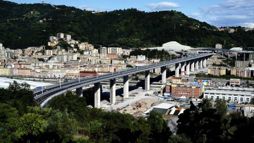 Genova: Il ponte della rinascita, su History una città che non si arrende