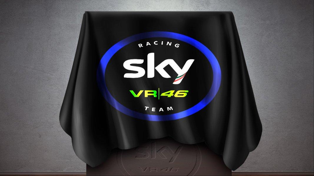 #SkyVR46Day 2021, presentazione in diretta tv con Marini, Bezzecchi e Vietti