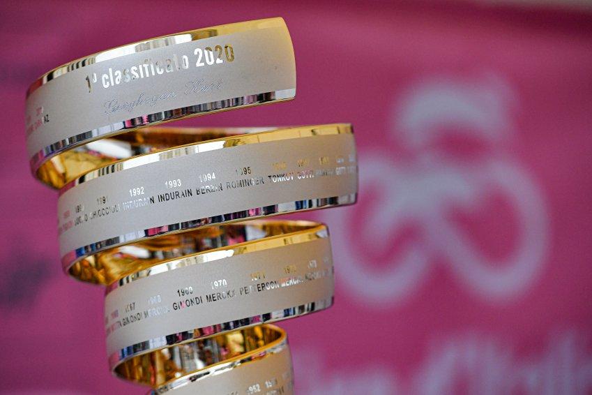 Discovery si è assicurata i diritti globali del Giro d'Italia fino al 2025