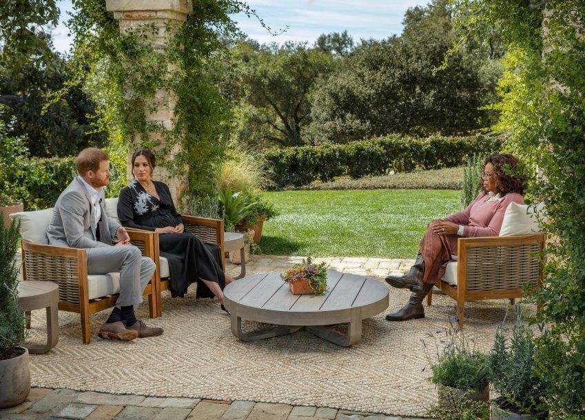 Sky acquista per TV8 i diritti intervista Oprah a Meghan e Harry