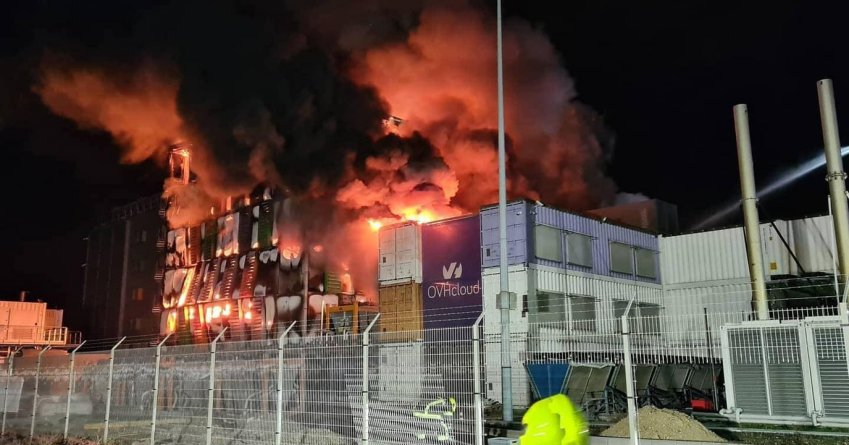 Incendio OVH a Strasburgo, digital-forum.it al momento non disponibile.