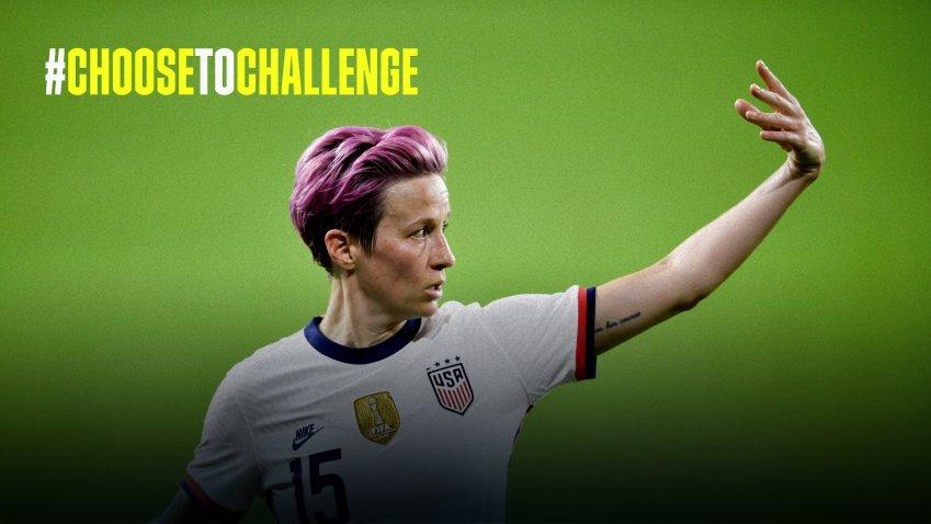 #ChooseToChallenge, su DAZN donne che hanno accettato la sfida