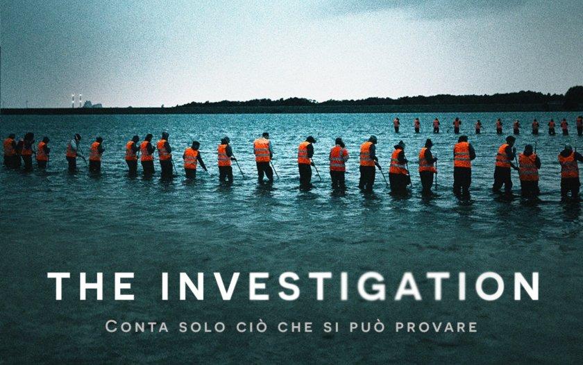 The Investigation, una nuova miniserie su Sky Atlantic e NOW TV