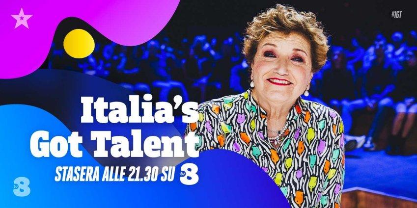 Italia's Got Talent 2021, ultime audizioni su TV8 e Sky Uno