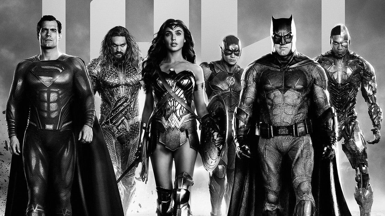 Zack Snyder's Justice League, i supereroi in esclusiva su Sky Cinema e NOW