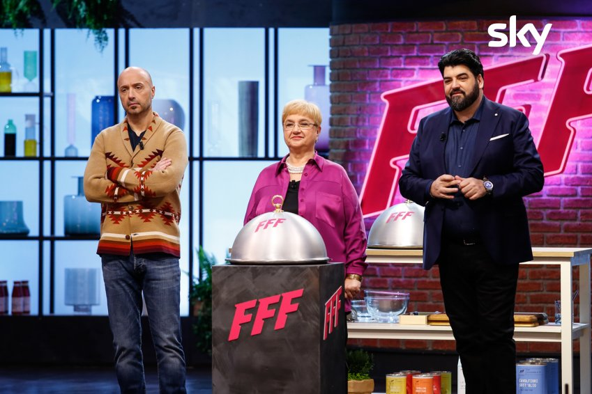 Family Food Fight, il secondo appuntamento su Sky Uno e NOW