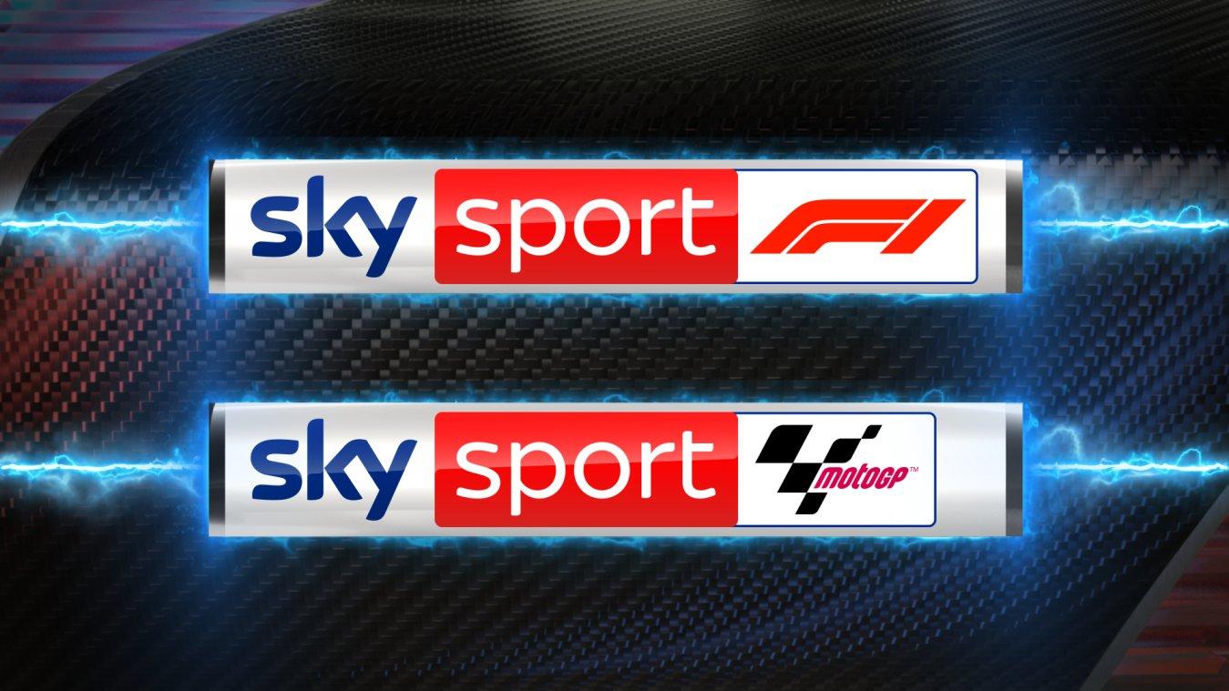 La Stagione 2021 Motori su Sky Sport con 330 gare. Sfide, eventi, emozioni