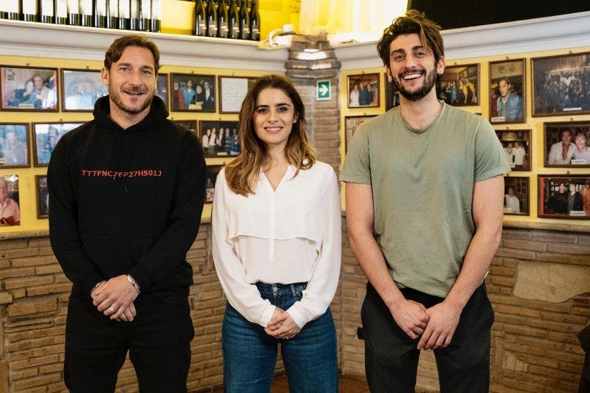 500mila spettatori medi su Sky per il debutto della serie tv sul capitano Totti