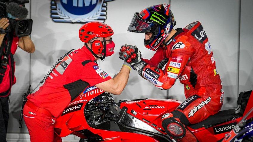 MotoGP Qatar 2021, Gara - Diretta Sky Sport e DAZN, differita TV8