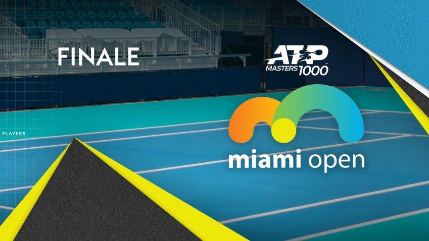 Tennis ATP Masters 1000 Miami, Finale - Sinner vs Hurkacz (diretta ore 19 Sky Sport)