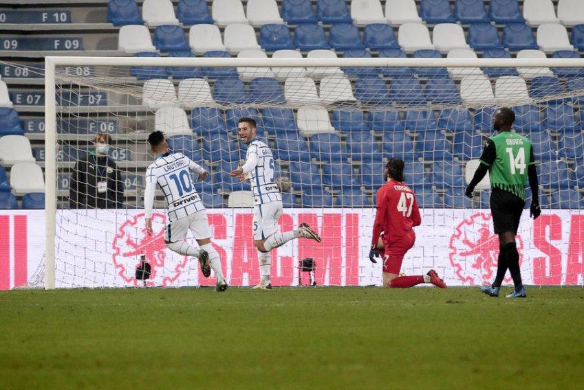 Serie A, Recupero Inter - Sassuolo (diretta esclusiva DAZN)