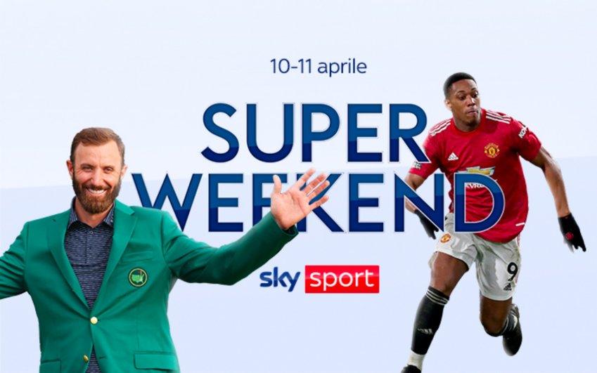 Sky Sport Super Weekend (10 e 11 Aprile) - Formula E Roma, Premier, Golf, NBA.