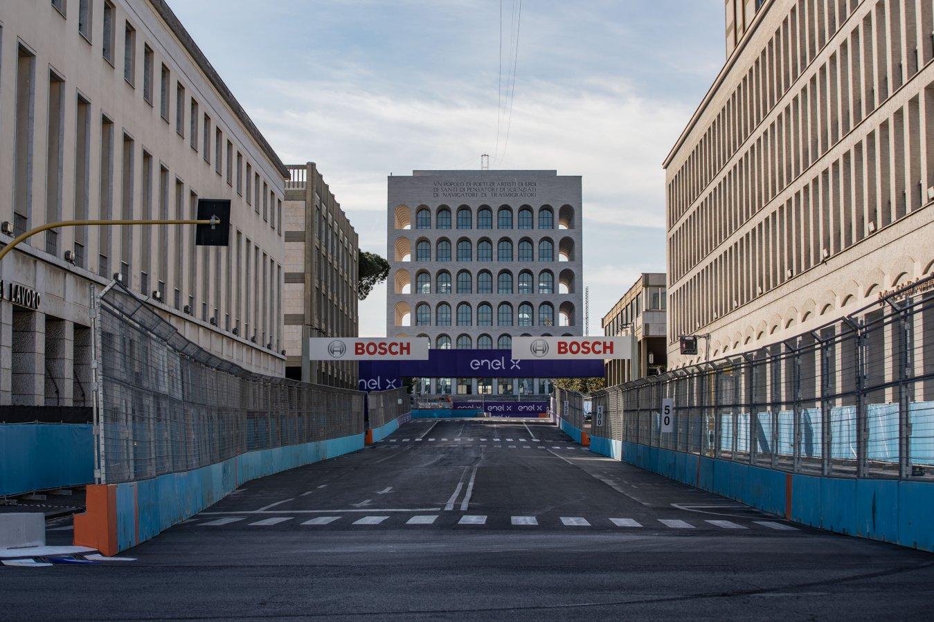 Formula E a Roma, weekend con doppia gara. Diretta Sky Sport e Italia 1