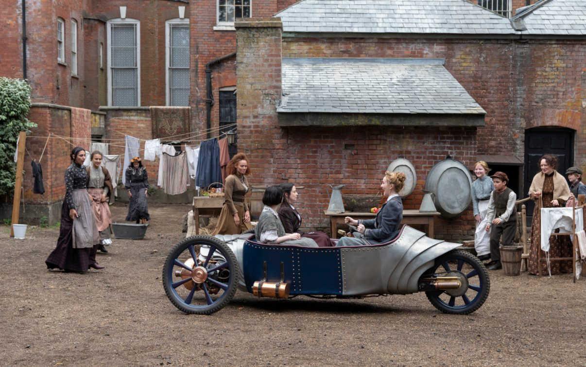 The Nevers, su Sky e NOW fantasy HBO nella Londra tardo-vittoriana