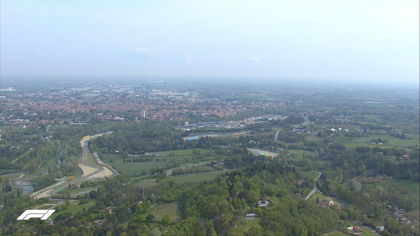 F1 Imola 2021, Gara - Diretta Sky Sport, Live Emilia Romagna TV8