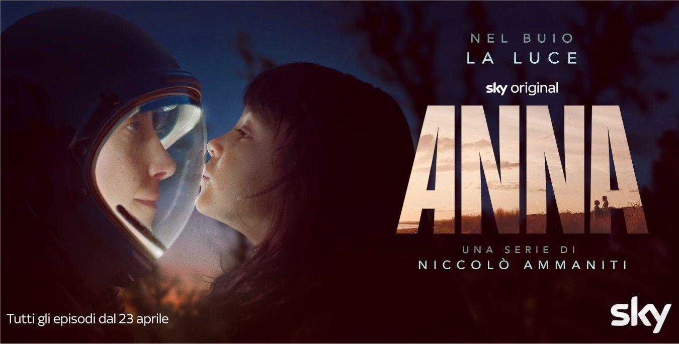 «Anna», la nuova serie Original di Ammaniti su Sky e NOW (anche in 4K HDR)