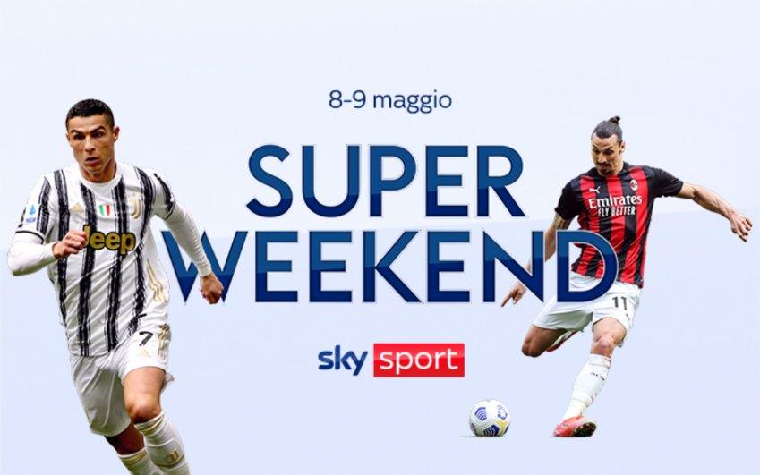 Sky Sport Super Weekend (8 e 9 Maggio ) - Formula 1, Eprix, Premier, Tennis, Serie A