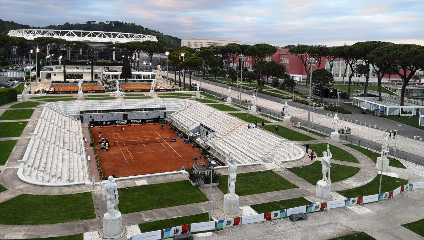 Internazionali Italia Tennis Roma 2021 su Sky Sport, in chiaro Mediaset e SuperTennis