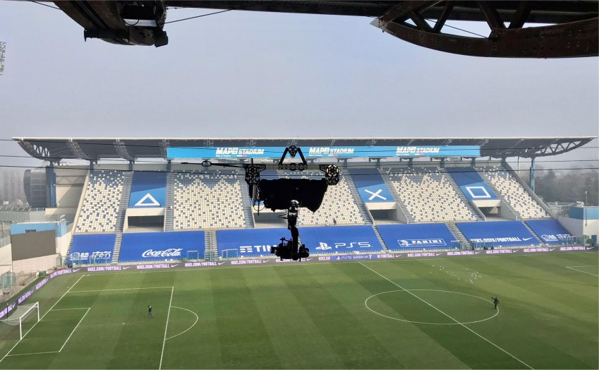 TIMVISION sponsor della finalissima Coppa Italia Atalanta - Juventus