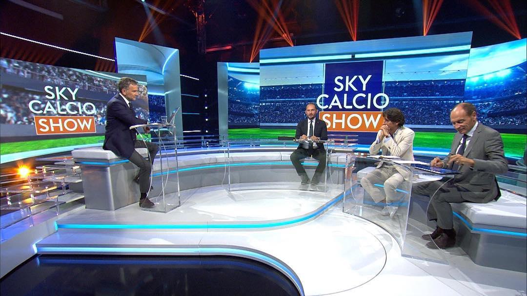 Sky: «Programmazione ancora più ricca con 3 partite in co-esclusiva Serie A 2021/24»
