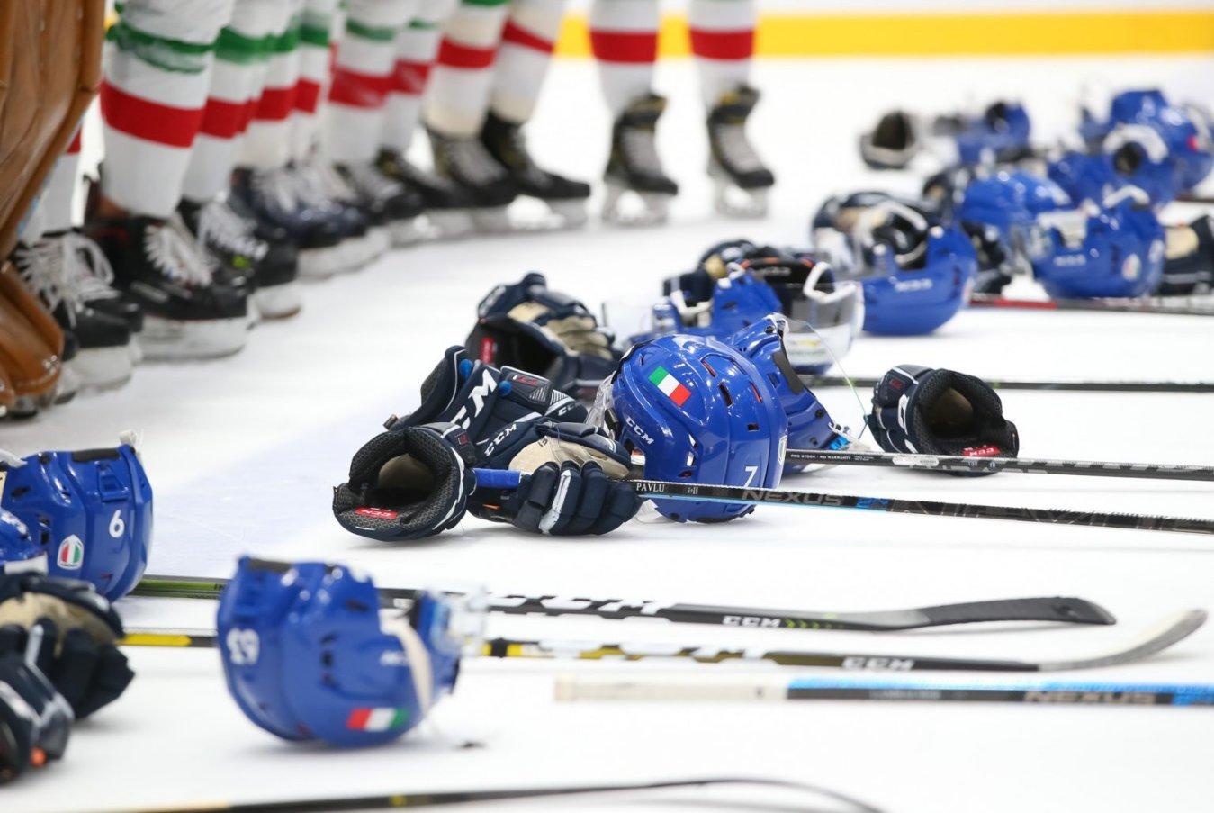 Mondiali di Hockey su Ghiaccio (con Italia) 2021 saranno su DAZN