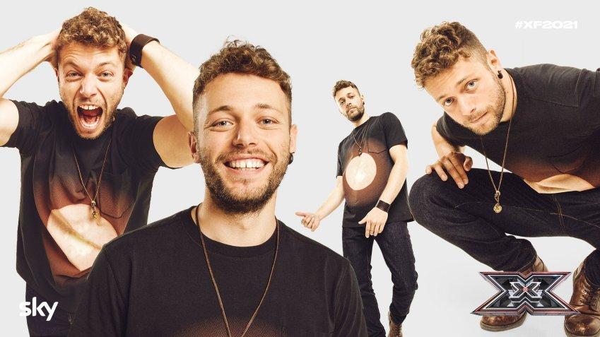 Ludovico Tersigni conduttore di X Factor 2021, da settembre su Sky e NOW