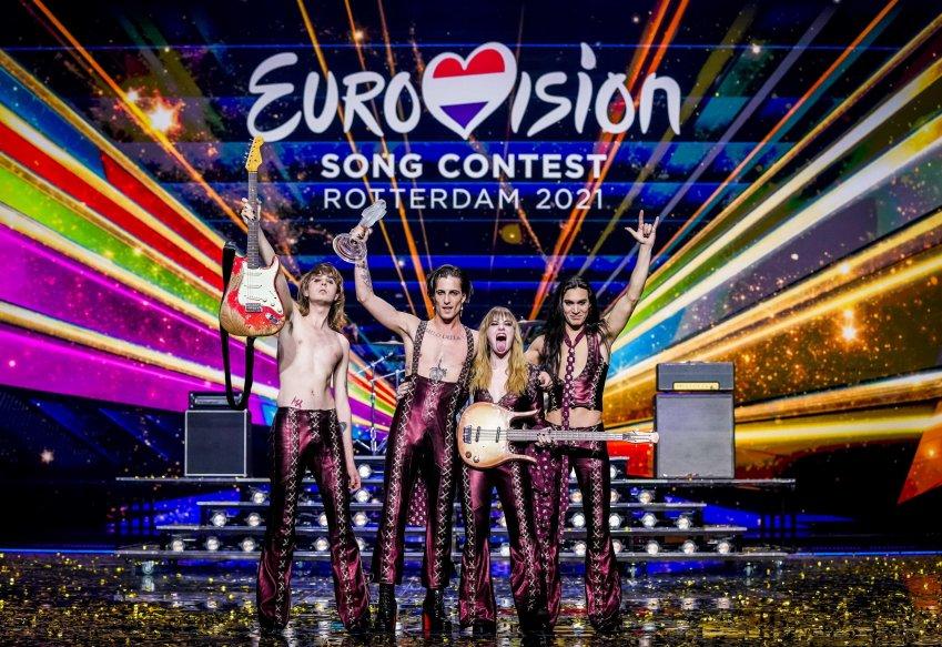 Maneskin vincono Eurovision Song Contest 2021, Italia trionfa dopo 31 anni