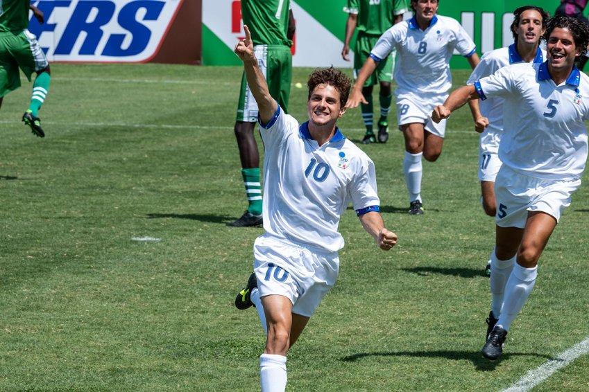 Il Divin Codino, da oggi su NETFLIX la carriera calcistica di Roberto Baggio