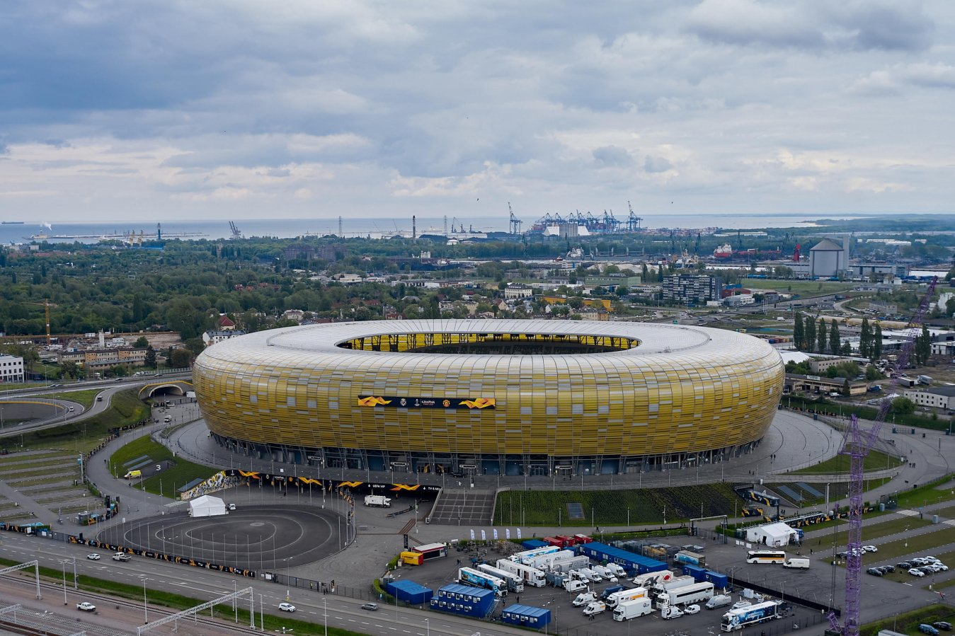 Europa League Finale Villarreal Manchester United Diretta Sky Sport Tv8 Digital News