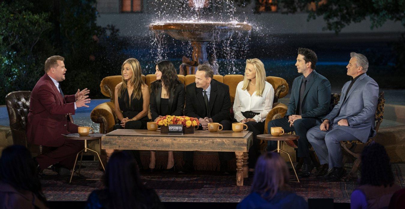 Friends, la reunion su Sky e NOW TV in prima tv assoluta