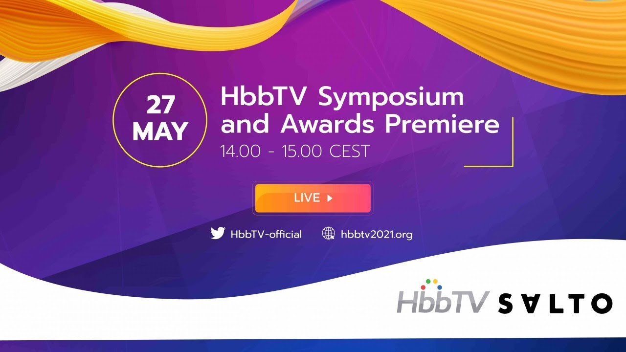 9th HbbTV Symposium and Awards Premiere (diretta streaming Digital-News.it)