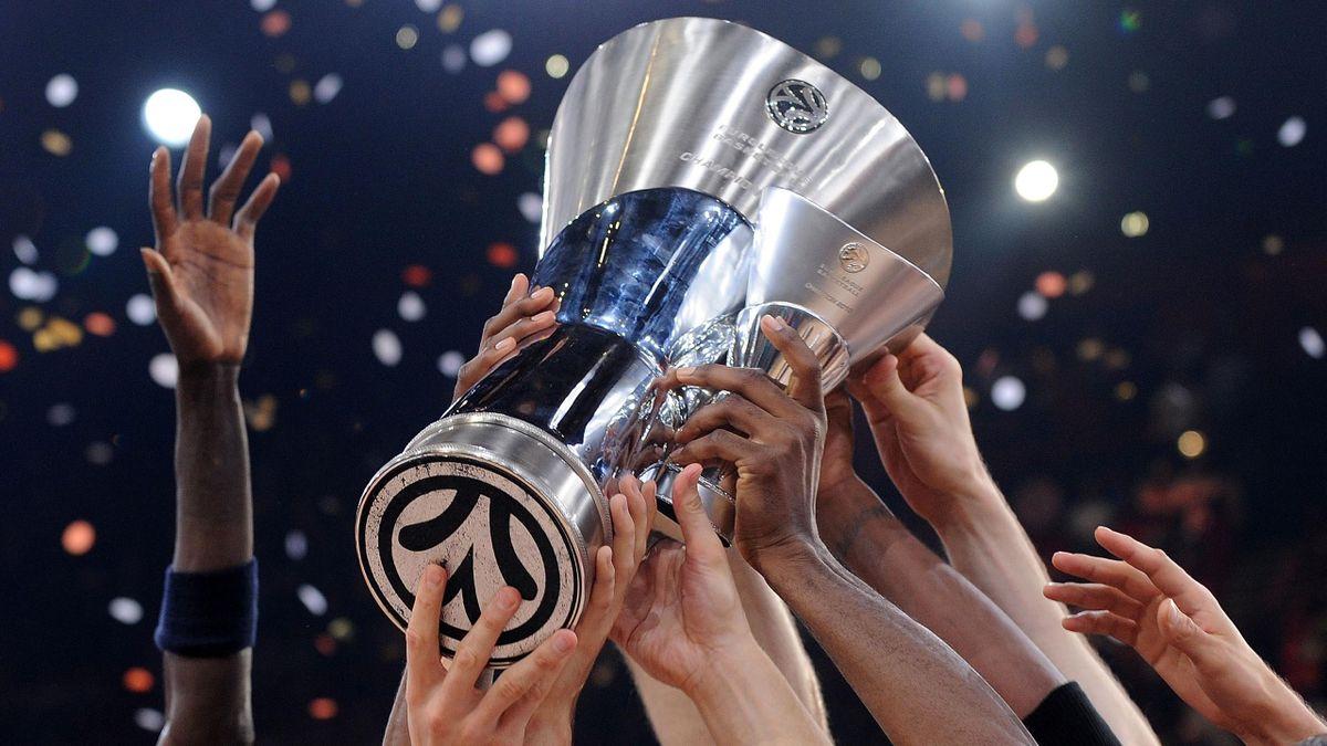 Basket, a Sky i diritti EuroLega ed EuroCup maschili fino al 2024