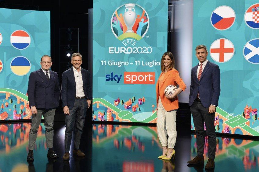 Federico Ferri: «Euro 2020, una festa del calcio da vivere su Sky Sport»