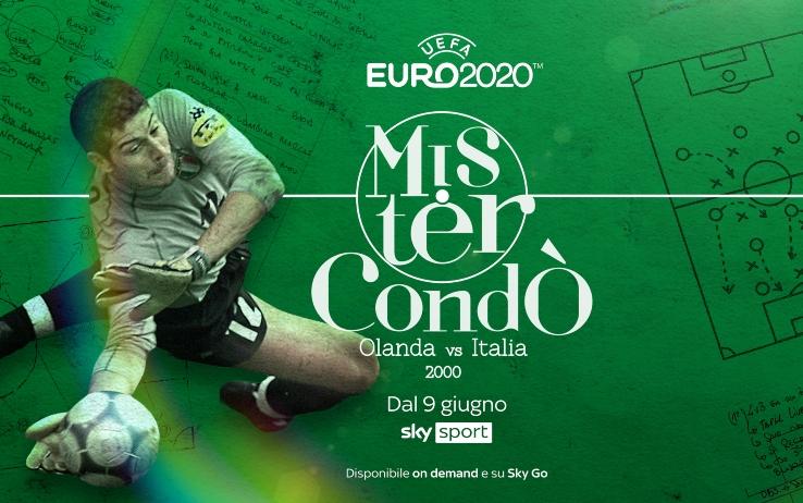 Mister Condò, tre puntate speciali #SkyEuro2020 con Toldo, Prandelli e Conte