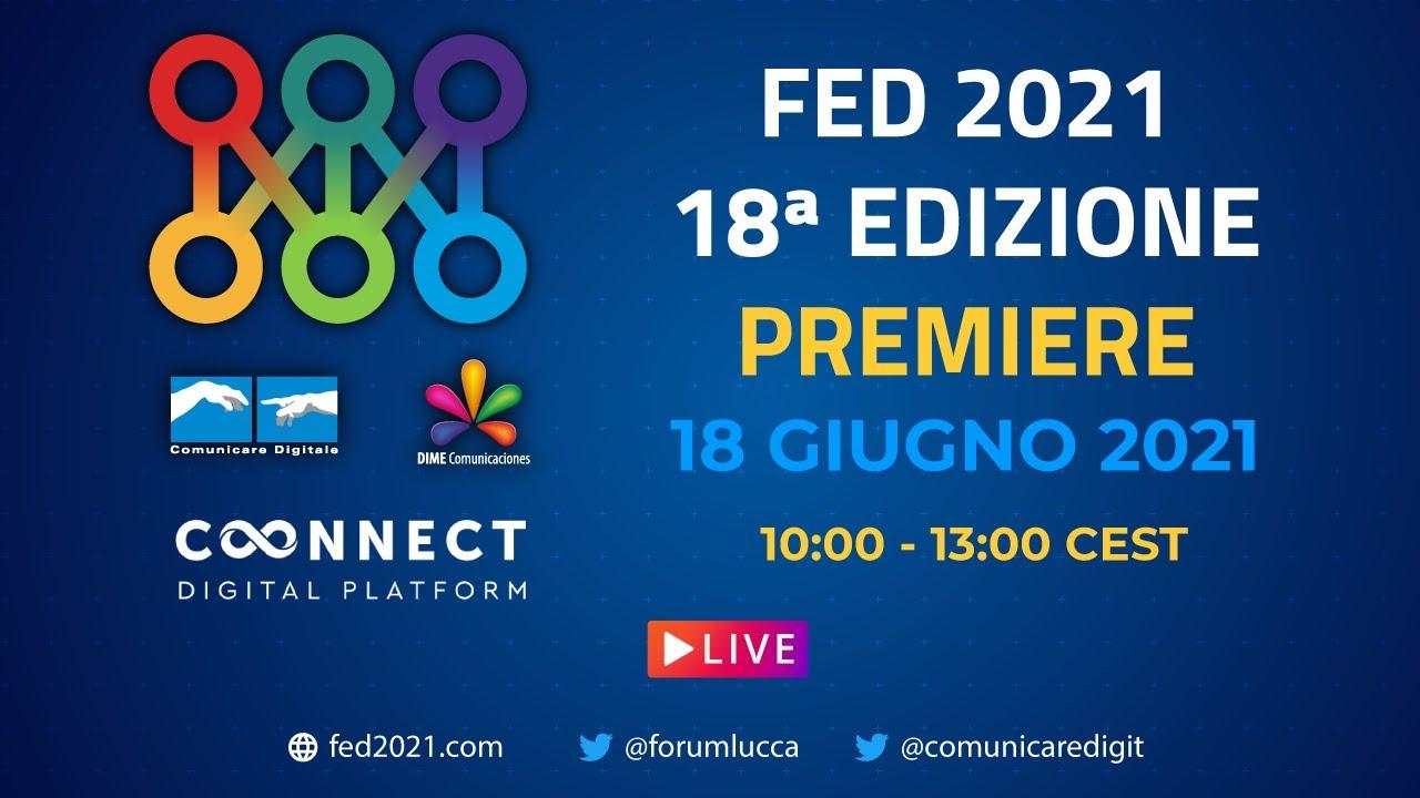 Diretta | 18 Forum Europeo Digitale Premiere (LIVE su Digital-News.it)