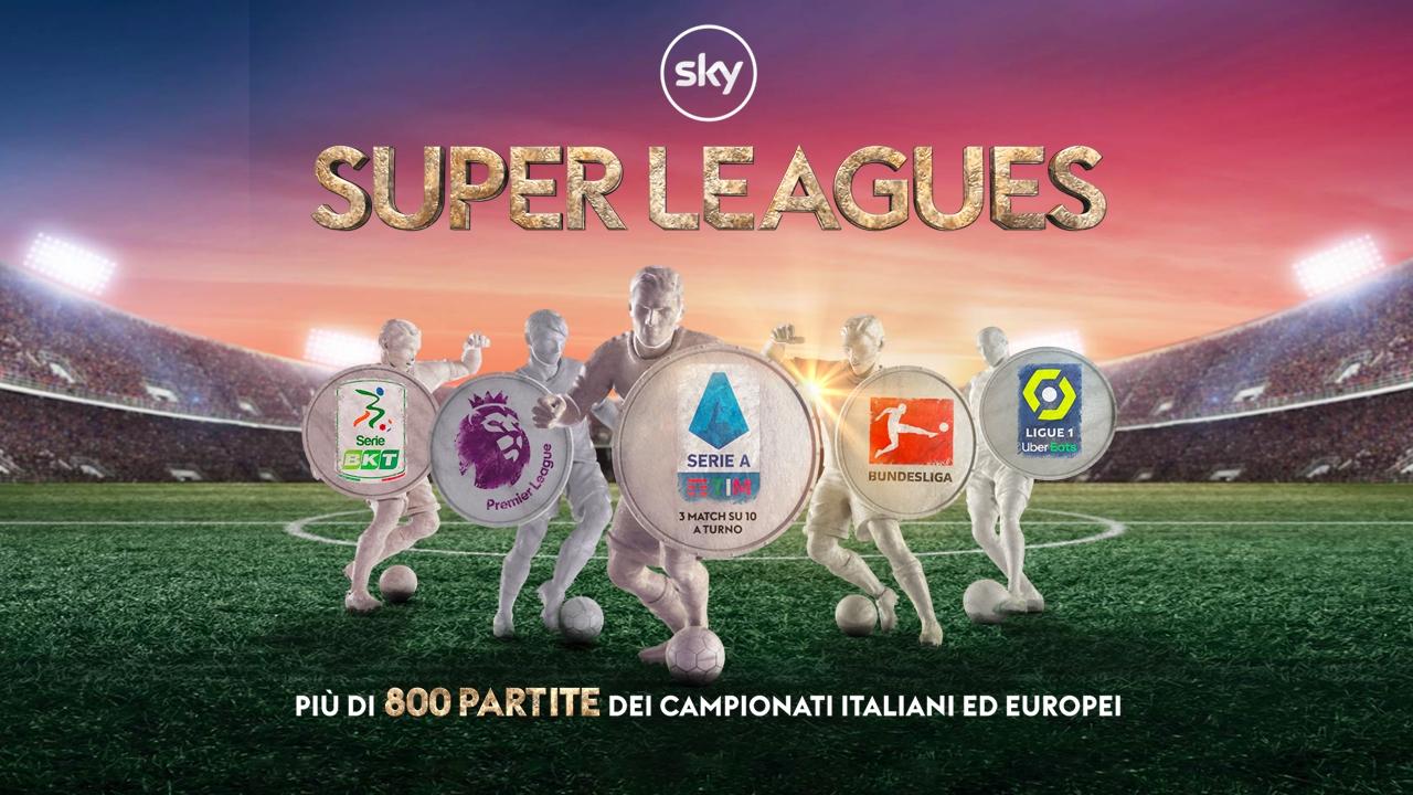 Informative Sky per clienti con pacchetto Calcio attivo al 1 Luglio 2021